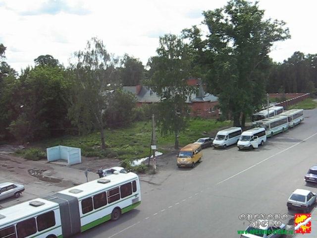 Маршрут № 13 ул.Лапина - пос.